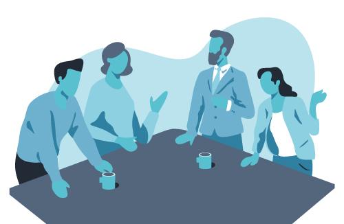 Travailler ensemble pour progresser plus vite